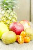 Fruto, Apple Foto de Stock Royalty Free