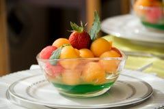 Fruto cocktail Fotografia de Stock Royalty Free