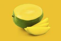 Fruto da manga foto de stock