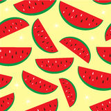 Fruto da melancia Fotografia de Stock Royalty Free