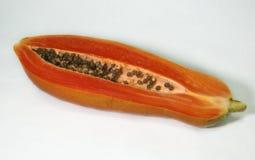 Fruto da papaia foto de stock