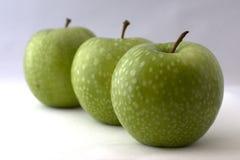 Fruto das maçãs Imagens de Stock Royalty Free