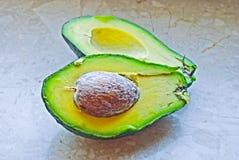 Fruto de abacate Foto de Stock