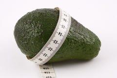 Fruto de abacate saudável Imagem de Stock Royalty Free