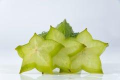 Fruto de estrela do Carambola Imagens de Stock Royalty Free