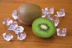 Fruto de quivi Foto de Stock
