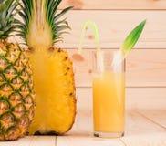 Fruto do abacaxi Imagem de Stock