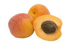 Fruto do abricó Fotografia de Stock