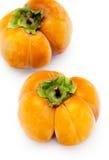 Fruto do caqui Imagem de Stock