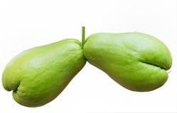 Fruto do Chayote Foto de Stock Royalty Free