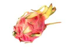 Fruto do dragão isolado no fundo branco Fotos de Stock