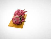fruto do dragão ou fruto orgânico do dragão no fundo Foto de Stock