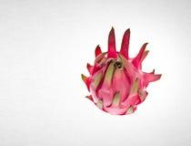 fruto do dragão ou fruto orgânico do dragão no fundo Imagens de Stock Royalty Free