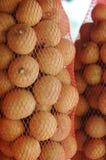 Fruto do lichi Imagem de Stock
