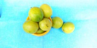 Fruto do limão Foto de Stock Royalty Free