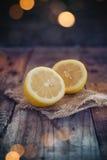 Fruto do limão Fotos de Stock Royalty Free