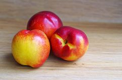 Fruto do pêssego Imagem de Stock