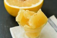 Fruto do Pomelo Imagem de Stock