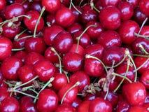 Fruto do telefone Aviv Cherry no bazar 2012 Fotos de Stock Royalty Free