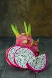 Fruto fresco do dragão Imagem de Stock Royalty Free