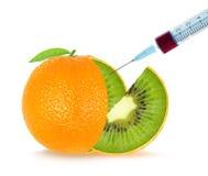Fruto, genética Fotografia de Stock