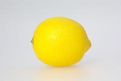 Fruto inteiro colorido do limão Fotos de Stock