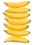 Fruto IX da banana Fotografia de Stock