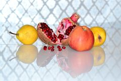 Fruto maduro imagens de stock