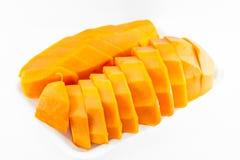 Fruto maduro da papaia Imagem de Stock
