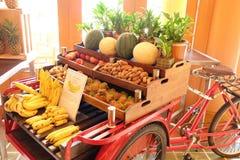 Fruto orgânico Foto de Stock