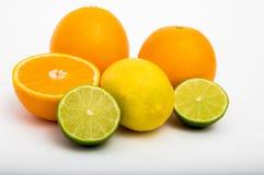 Fruto tropical no fundo branco imagem de stock royalty free