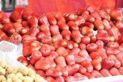 Fruto vermelho de Bell Fotos de Stock