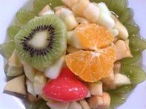 Frutos ácidos imagem de stock