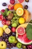 Frutos Imagem de Stock