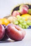 Frutos Foto de Stock