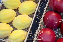 Frutos, Fotografia de Stock Royalty Free