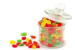 Frutos cristalizados coloridos fotos de stock royalty free