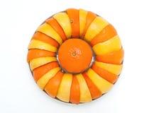 Frutos da laranja e do limão imagens de stock