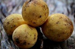 Frutos de Longkong Fotografia de Stock Royalty Free