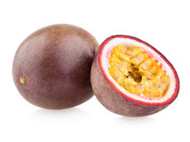 Frutos de paixão Foto de Stock
