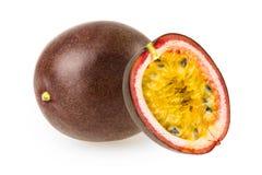 Frutos de paixão Imagens de Stock
