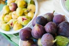 Frutos do figo Imagem de Stock