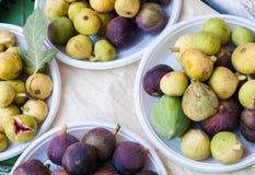Frutos do figo Imagem de Stock Royalty Free