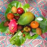 Frutos frescos Imagem de Stock Royalty Free