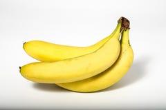 Frutos frescos da banana Imagens de Stock