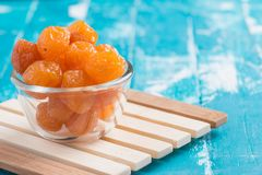 Frutos preservados ou ameixa secada do chinês do mel Fotos de Stock