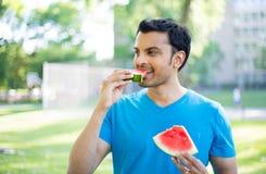 Frutos saborosos Imagem de Stock Royalty Free