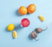 Frutos saudáveis e Fotografia de Stock