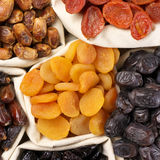Frutos secados imagens de stock