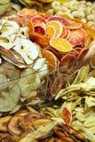 Frutos secos Foto de archivo
